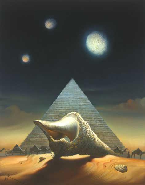 La comète ELENIN arrive... - Page 6 Pyramide-Kuch