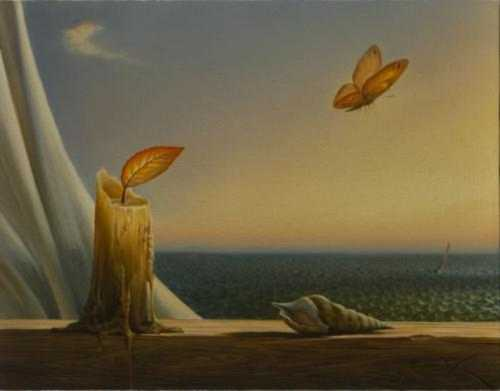 Peinture de Vladimir Kush