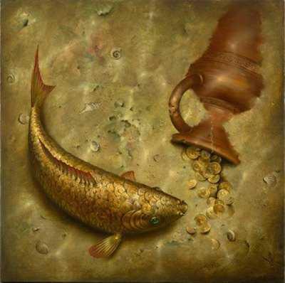 LOIN DES PEURS, IL EST TEMPS DE VRAIMENT S'INCARNER What_the_fish_was_silent_about_vladimir_kush