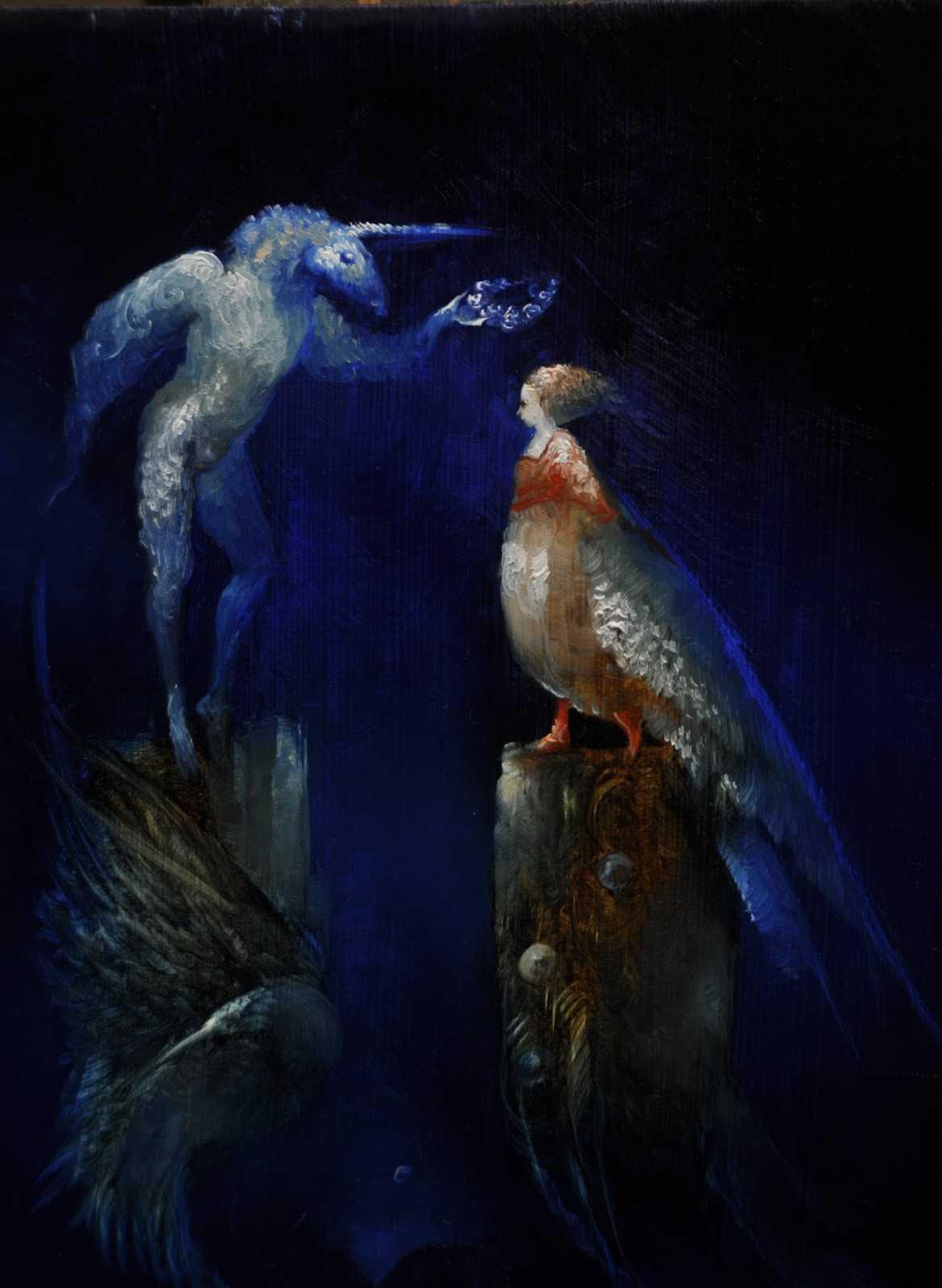 Peinture de Anne Bachelier