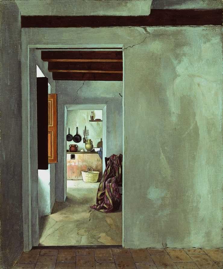 Peinture de Matti Klarwein
