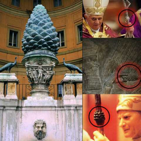 Pinéale&Vatican