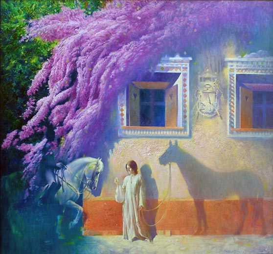Peinture de Sergei Aparin