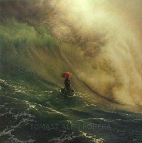 Peinture de Tomasz Alen Kopera