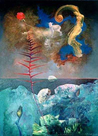 Peinture de Zeljko Djurovic