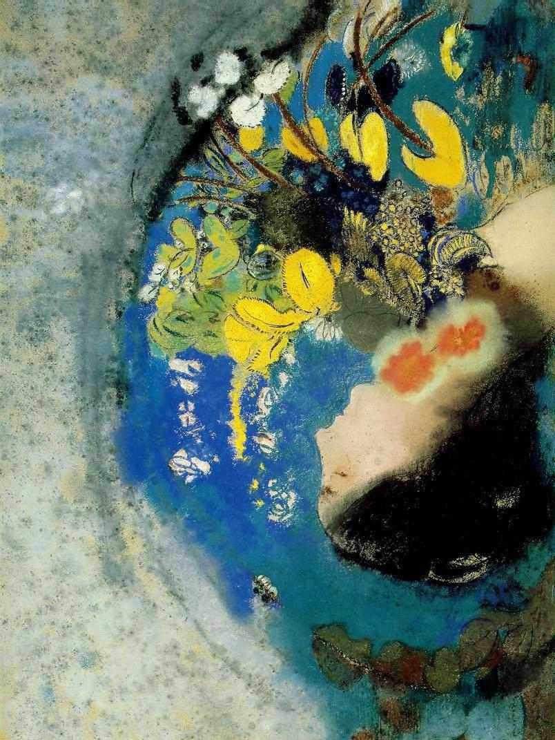 Peinture d'Odilon Redon