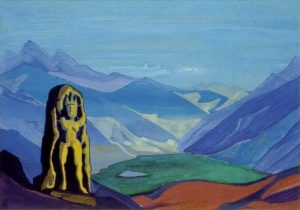 Peinture de Nicholas Roerich