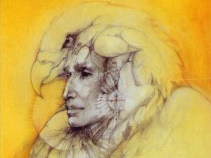 Peinture de Susan Seddon-Boulet
